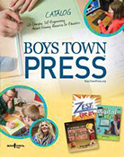 Boys Town Press Catalog Cover